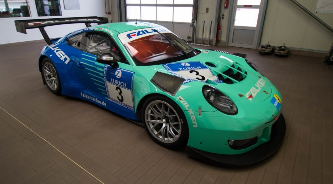 FALKEN Motorsports To Campaign New Porsche in VLN and Nürburgring 24