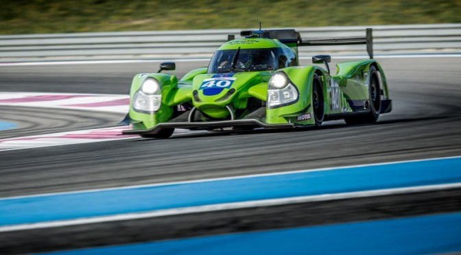 Krohn Racing Top Time Sheets At ELMS Test
