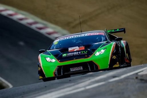 Carroll Joins Barwell Motorsport For British GT At Rockingham And Oulton Park