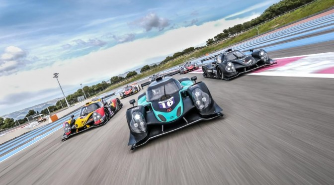 2016 ELMS Kicks Off At Silverstone