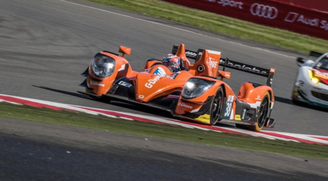 G-Drive Racing Wins First Round After Silverstone ELMS Thriller