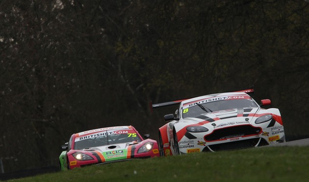 Motorbase Performance Ready For British GT Round Two At Rockingham