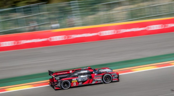 Audi Sport Team Joest Take Victory In FIA WEC Thriller