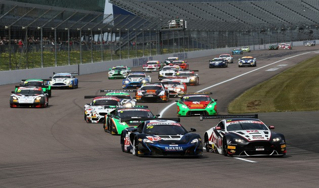 British GT Set For Oulton Park Bank Holiday Scorcher