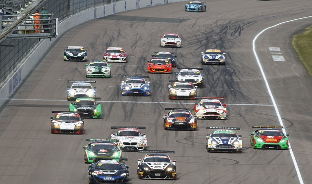 Dramatic Close For Round Two Of British GT GT4