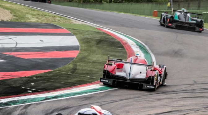 Panis-Barthez Compétition Tops Time Sheets In Imola ELMS FP1