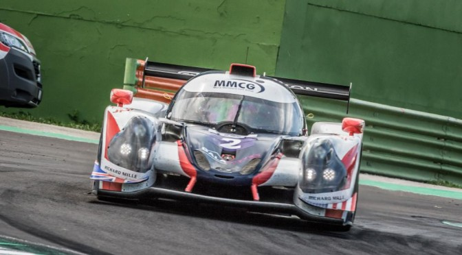 Packed Grid For 2016 Road To Le Mans