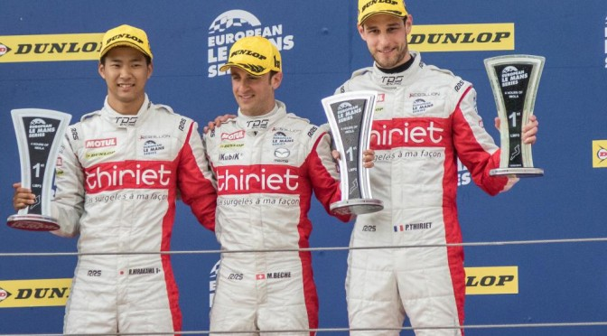 Thiriet by TDS Racing Wins Rain-Soaked ELMS At Imola