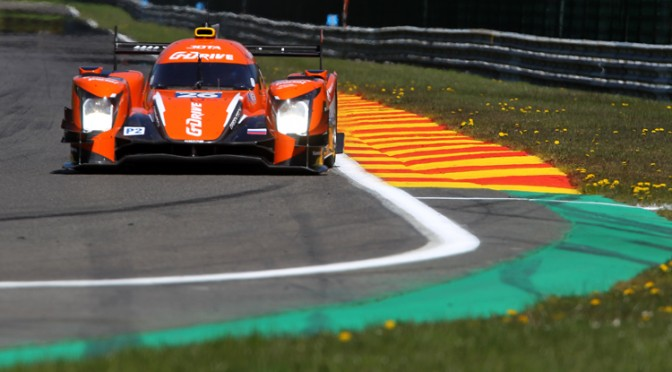 Change Of Drivers At G-Drive For Le Mans