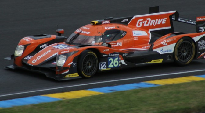 Porsche and G-Drive Racing Take Provisional Poles At Busy Le Mans Qualifying