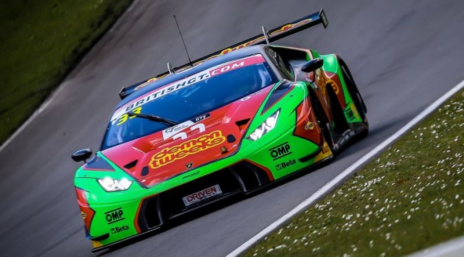Barwell Motorsport Enters Second Huracán For Spa 24 For Minshaw, Keen, Osborne and Gavin.