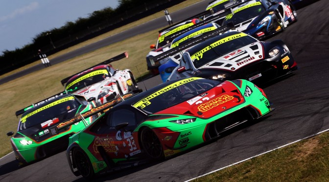Barwell Motorsport Makes It Two In A Row In British GT At Sun-Drenched Snetterton