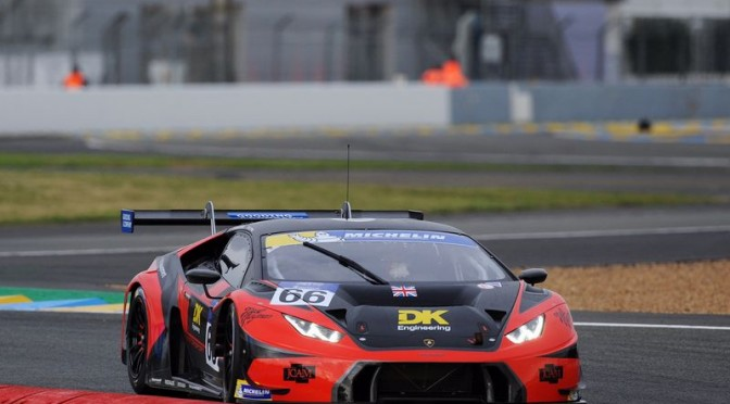 Photo: Barwell Motorsport