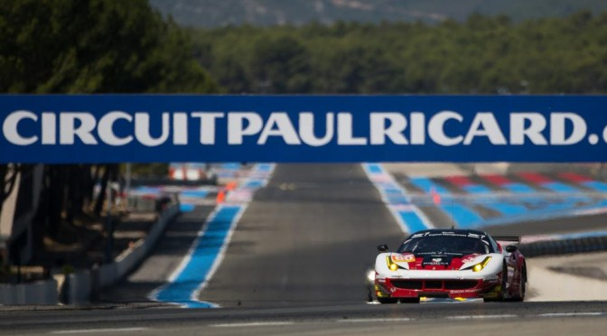 European Le Mans Series Action Returns For Round Four At Le Castellet (24.08.16)