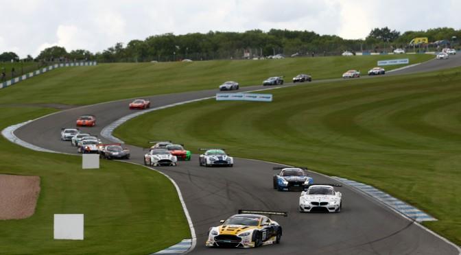 2016 British GT Championship – Season Finale At Donington Park On September 10 – 11 (21.08.16)