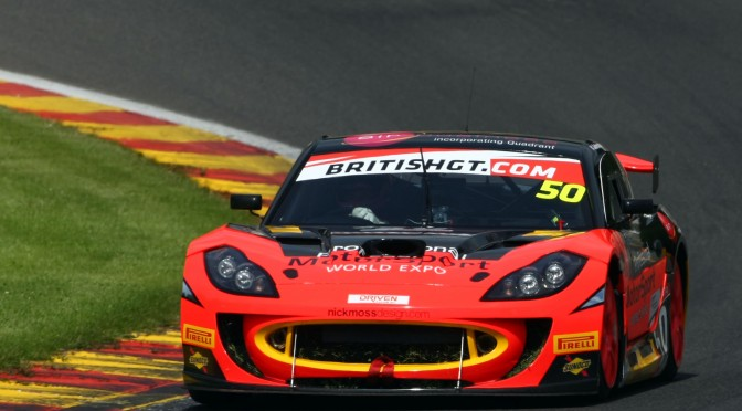 Optimum Motorsport Focuses On GT4 In Final Rounds Of British GT