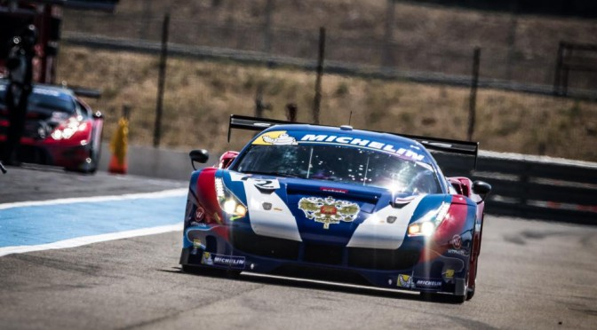 SMP Racing Takes Michelin GT3 Le Mans Cup Pole At Paul Ricard (27.08.16)
