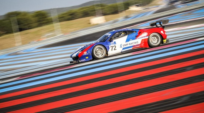 SMP Racing Wins Exciting Michelin GT3 Le Mans Cup Round Four At Le Castellet (27.08.16)