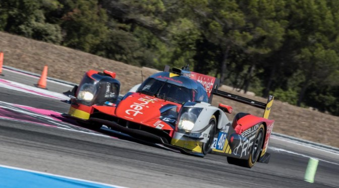 Thiriet by TDS Racing Makes It Three In A Row At Round Four ELMS At Le Castellet (28.08.16)
