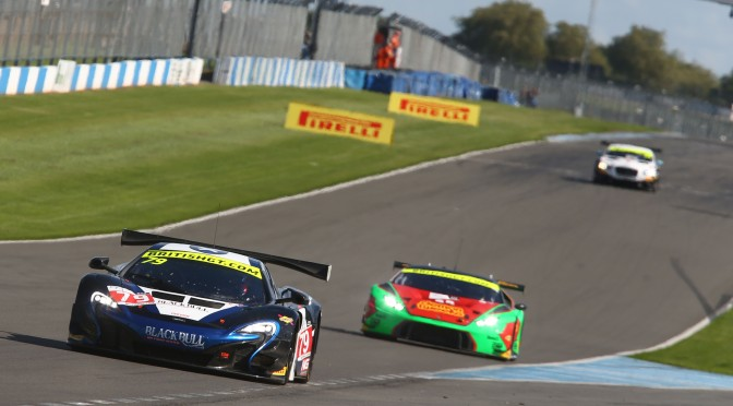 Championship Organiser SRO Announces Changes To British GT GT3 For 2017 (21.09.16)