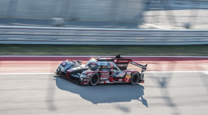 Audi Sport Team Joest Dominates Qualifying For 6 Hours Of Circuit Of The Americas (17.09.16)