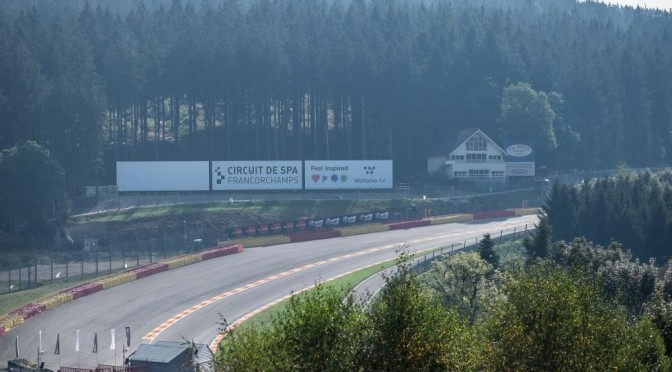 The European Le Mans Series Returns To Spa For Round Five (23.09.16)