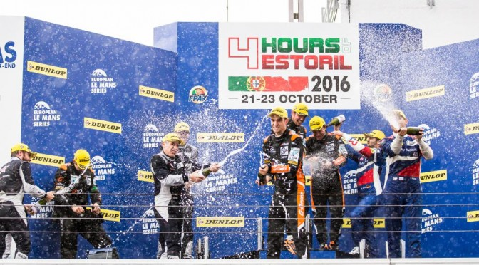 A Dramatic Finale To The 2016 European Le Mans Series (16.10.24)