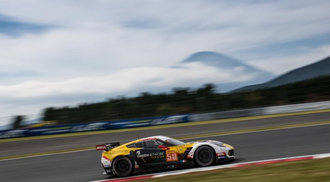 FIA WEC Returns To Fuji For Round Seven (12.10.16)