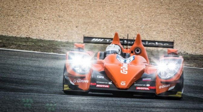 G-Drive Racing Win 2016 European Le Mans Series LMP2 Title With Victory At Estoril (23.10.16)