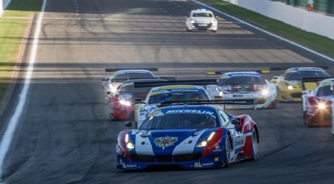 Michelin GT3 Le Mans Cup – Estoril Finale – Round Six Preview (21.10.16)