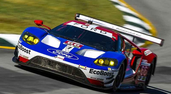 Ford Chip Ganassi Racing To Enter Four Ford GTs at the Rolex 24 At Daytona (14.12.16)