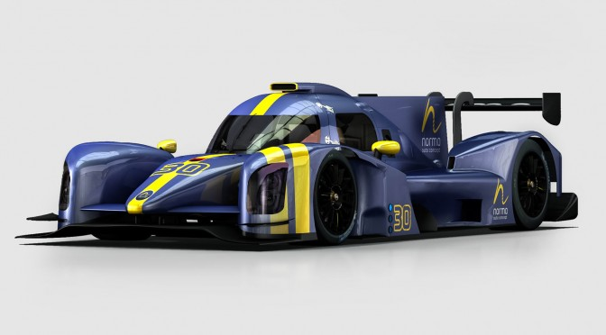 Norma Auto Concept M30 LMP3 On Schedule For 2017 European Le Mans Series Debut (30.12.16)