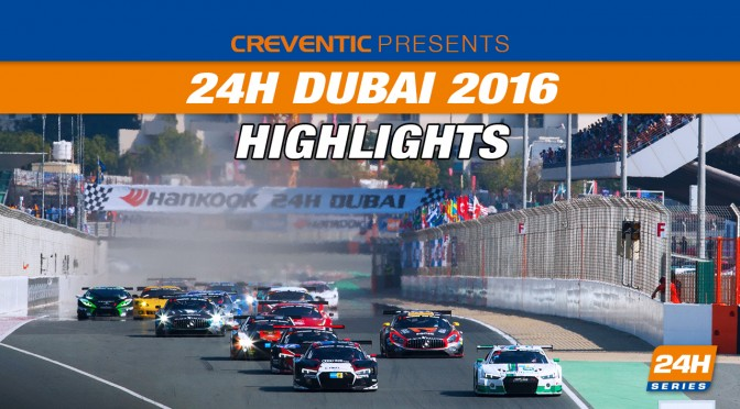 CREVENTIC 24H SERIES Highlights To Air On New UK Free-To-Air Front Runner (09.12.16)