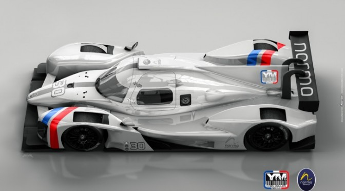 Yvan Muller Racing Purchases NORMA M30 LMP3 For 2017 European Le Mans Series (21.01.17)