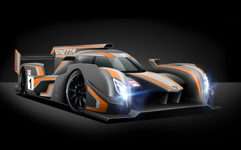 Mecachrome To Power new Ginetta LMP1 (28.02.17)