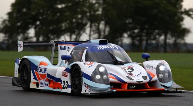 Shaun LYNN Ligier P3