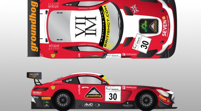 Mowle and Ratcliffe Confirmed For AmDTuning In 2017 British GT Championship (02.03.17)
