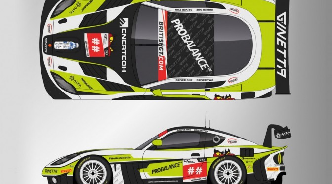Parker Chase and Charlie Robertson To Join Century Motorsport for 2017 British GT GT3 Campaign (08.03.17)