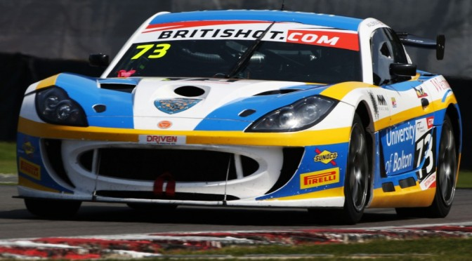 Century Motorsport Confirms Two-Car GT4 Assault On 2017 British GT Championship (15.03.17)