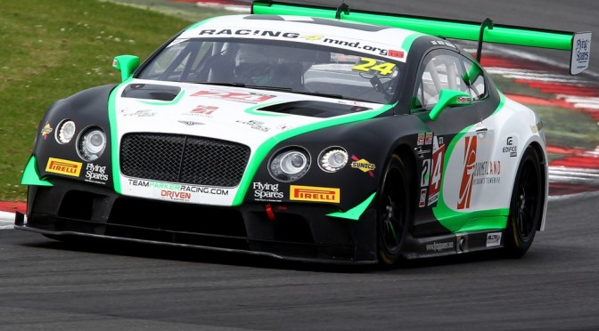 Two Team Parker Racing Bentley GT3s For 2017 British GT Championship (01.03.17)
