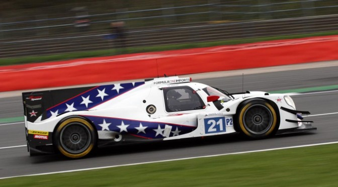 Pole For DragonSpeed In ELMS 4 Hours Of Silverstone (14.04.17)