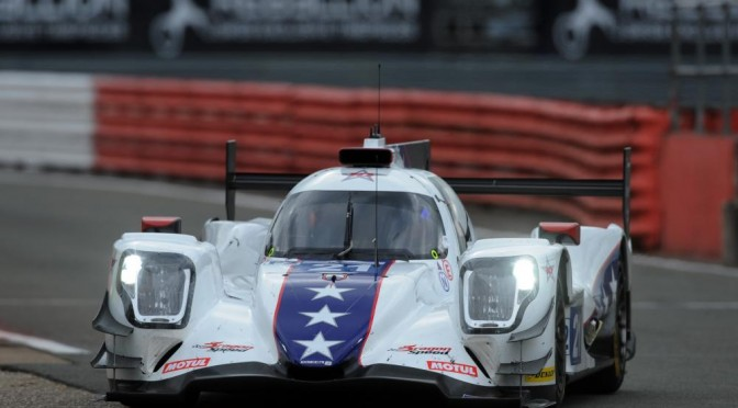 DragonSpeed Quickest In Silverstone European Le Mans Series FP2 (14.04.17)