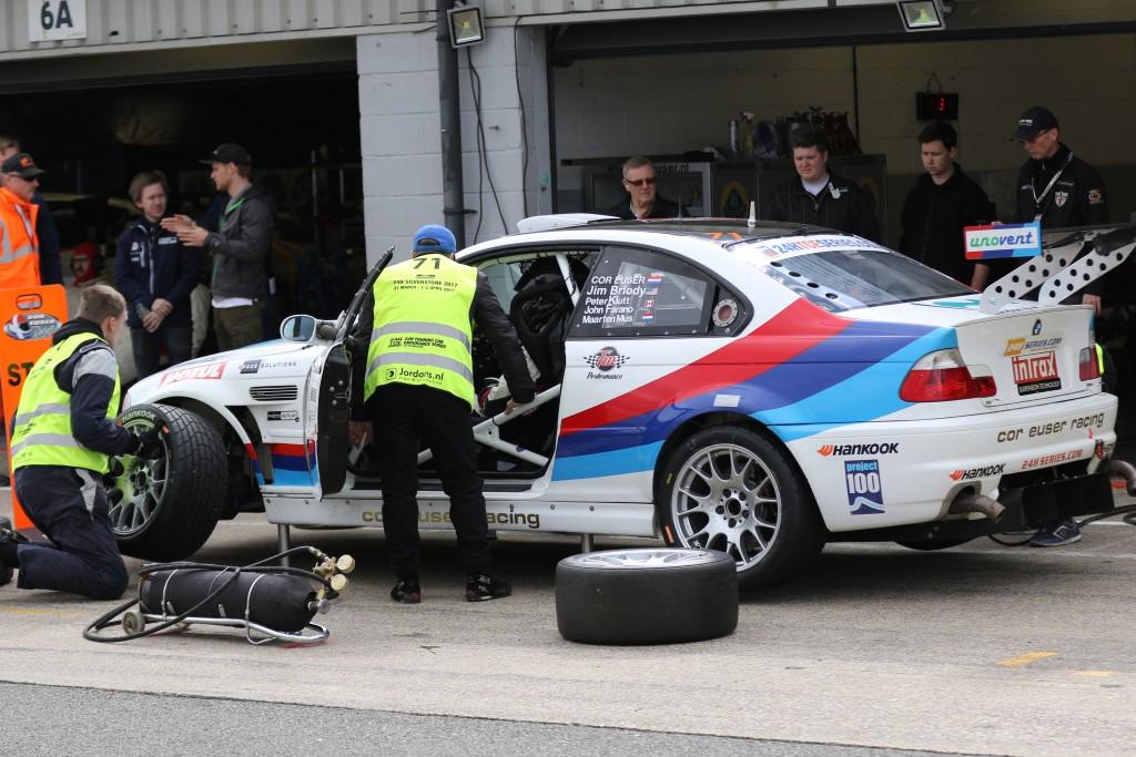 #71 Cor Euser racing MW M3