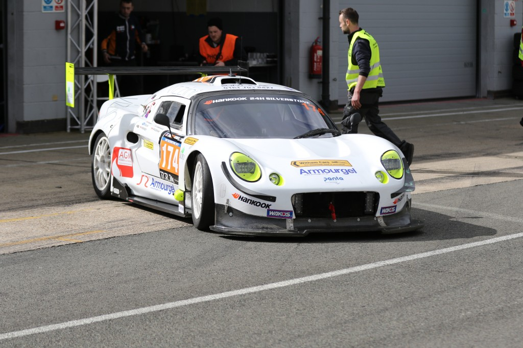 #174 Endurance Autosport Lotus Exige