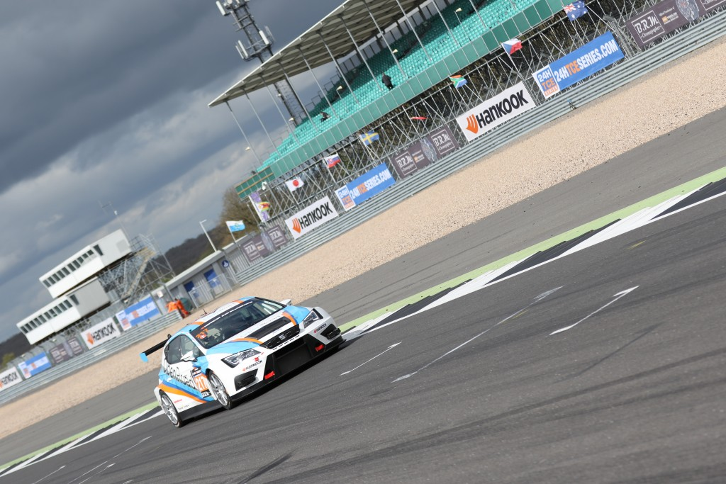 #217 Modena Motorsports Seat Leon TCR DSG
