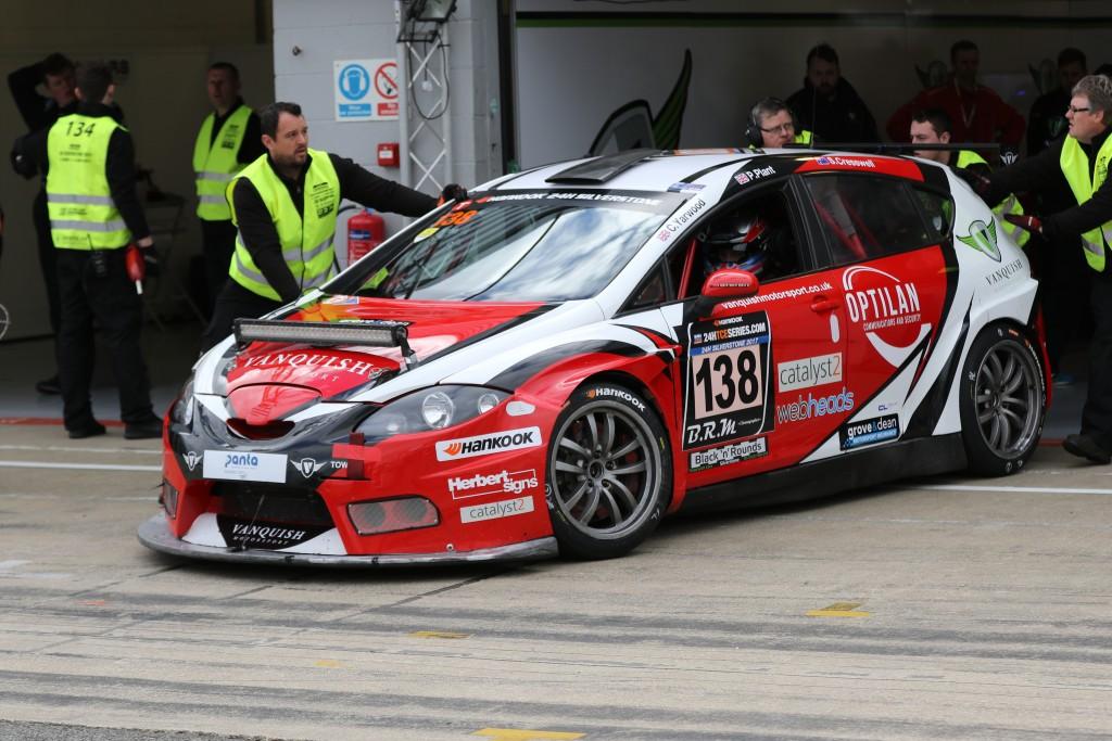 #138 Vanquish Motorsport Seat Leon Supercopa