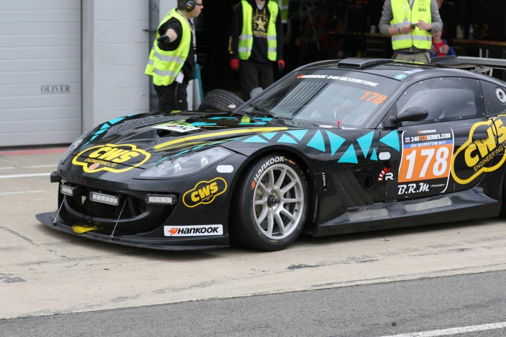 #178 CWS Ginetta G55 GT4