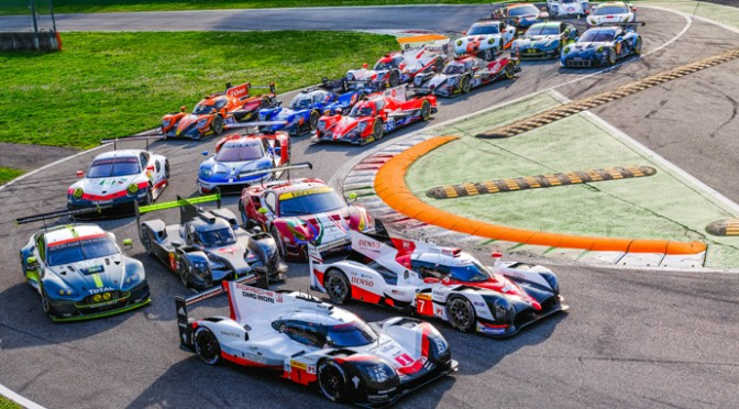 FIA World Endurance Championship Prologue – Toyota Gazoo Racing Quickest (05.04.17)