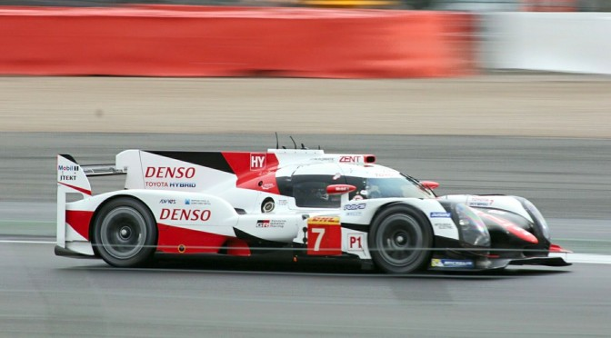 Ford Chip Ganassi Team UK / Toyota Gazoo Racing Take Poles For FIA World Endurance Championship Season-Opener (15.04.17)