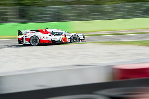 #8 TOYOTA GAZOO RACING / JPN / Toyota TS050 - Hybrid - Hybrid / Anthony Davidson (GBR) / Kazuki Nakajima (JPN) / Nicolas Lapierre (FRA) - Prologue Monza - Autodromo Nationale Monza - Monza - Italia